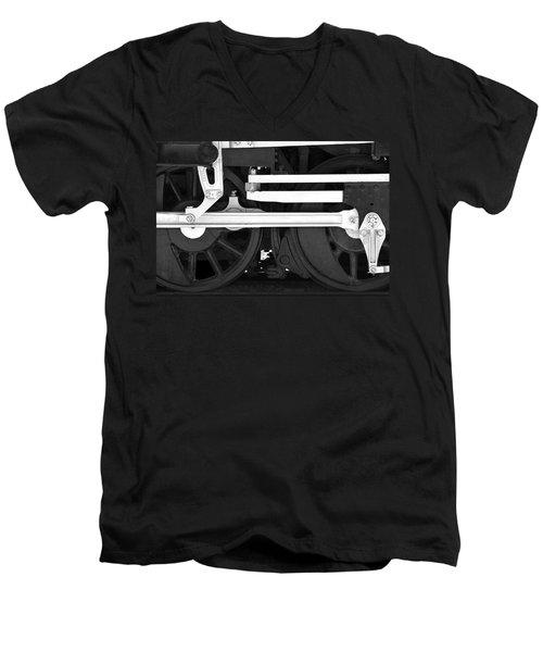 Drive Train Men's V-Neck T-Shirt