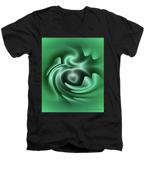 Drone Men's V-Neck T-Shirt