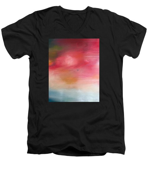 Drops Of Jupiter Men's V-Neck T-Shirt