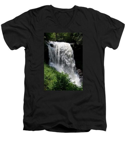 Dry Falls 10 Men's V-Neck T-Shirt