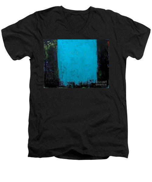 Dualisme-2 Men's V-Neck T-Shirt