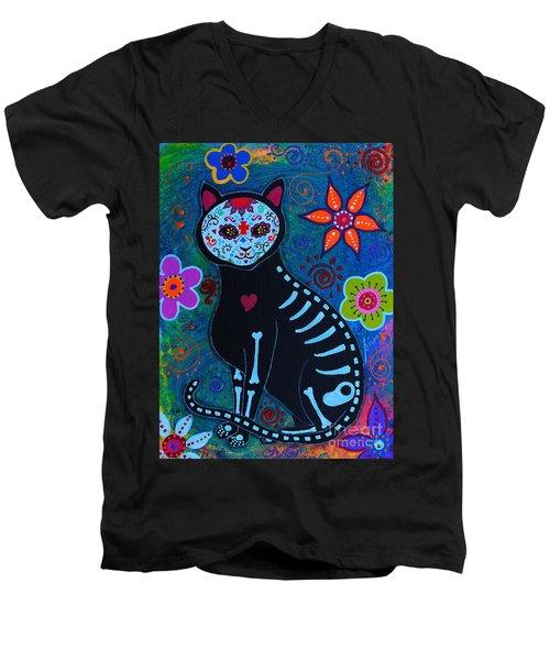 Dulce Amigo Men's V-Neck T-Shirt