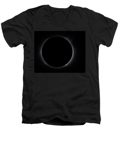 Totality Men's V-Neck T-Shirt
