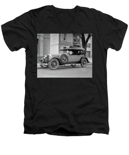 Dusenberg Car Circa 1923 Men's V-Neck T-Shirt