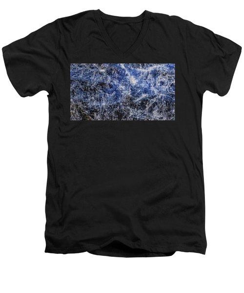 Earth Portrait 286 Men's V-Neck T-Shirt