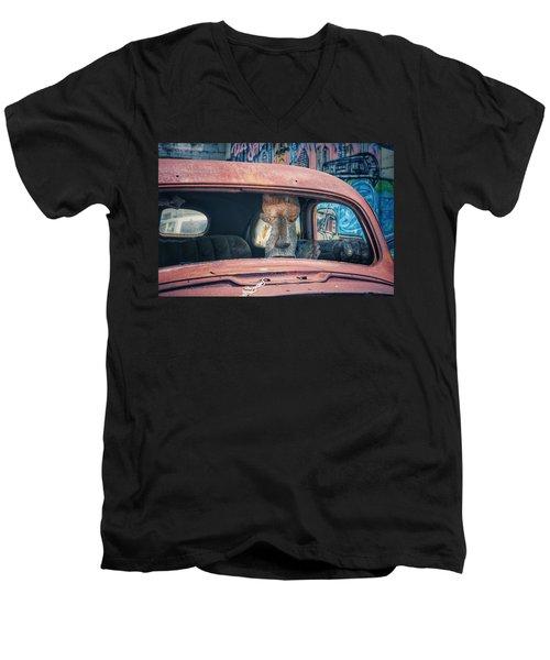 Eastside Golem Men's V-Neck T-Shirt
