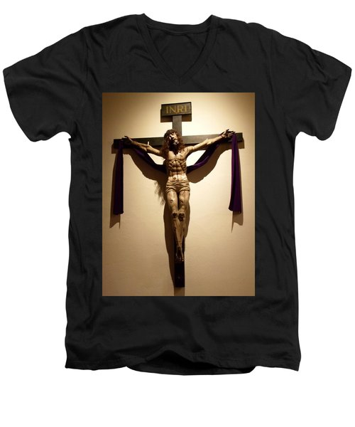 Easter  Men's V-Neck T-Shirt