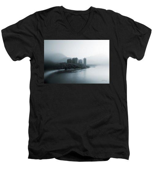 Eastern Stream Men's V-Neck T-Shirt