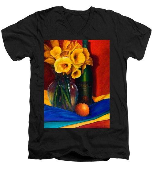 El Nino Men's V-Neck T-Shirt