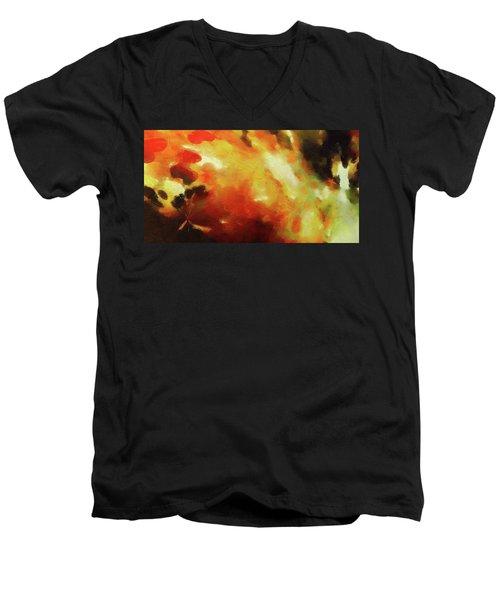 Emotion Men's V-Neck T-Shirt
