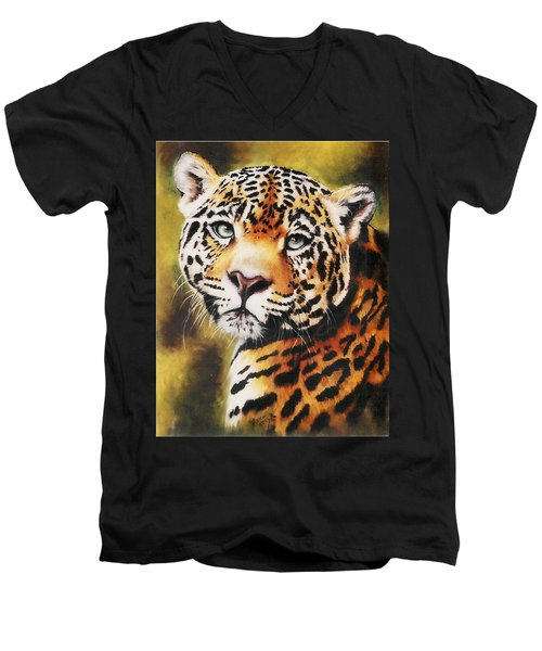 Enchantress Men's V-Neck T-Shirt