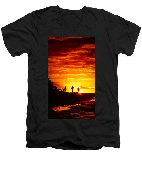 Endless Fiju Men's V-Neck T-Shirt