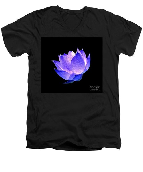 Enlightened Men's V-Neck T-Shirt