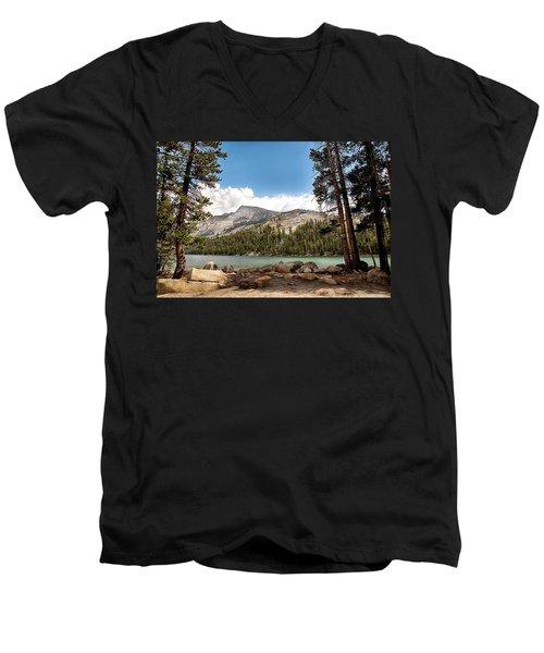 Epic Escape Men's V-Neck T-Shirt
