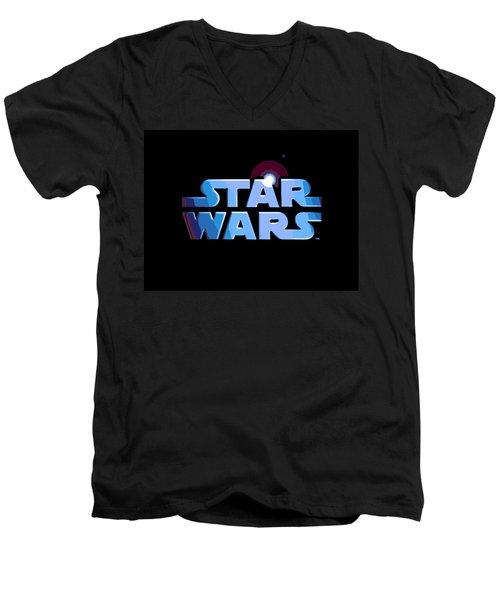 Epic In 2 Words Men's V-Neck T-Shirt