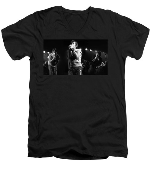 Eric Burdon 3 Men's V-Neck T-Shirt