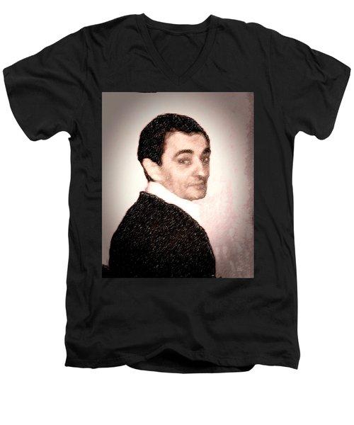 Espiridon Men's V-Neck T-Shirt