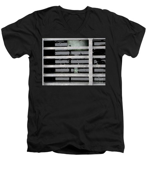 Everywhere You Look Men's V-Neck T-Shirt by Marie Neder