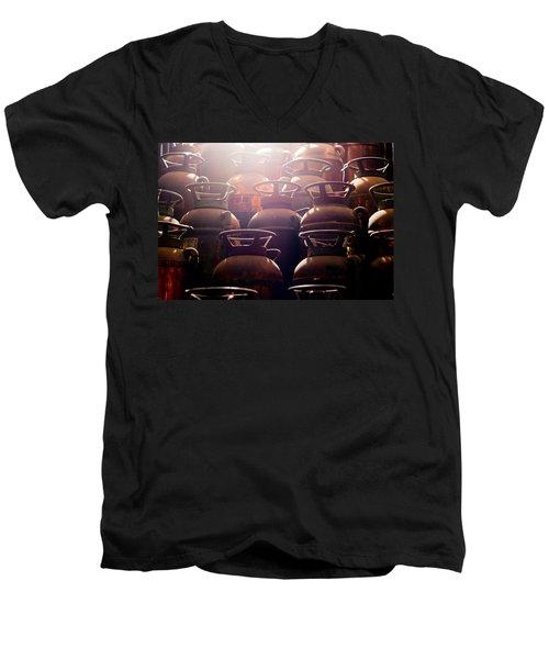 Extinguish Men's V-Neck T-Shirt