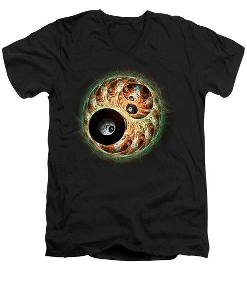 Eyeballs Men's V-Neck T-Shirt
