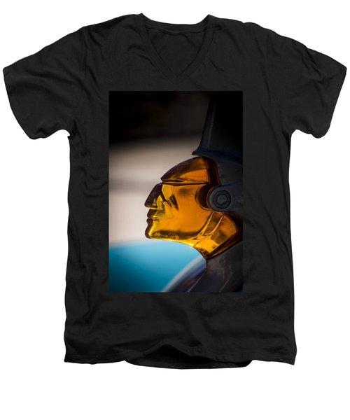 Face Forward Men's V-Neck T-Shirt