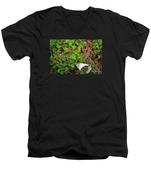 Fallen #2 Men's V-Neck T-Shirt