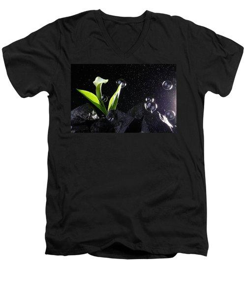 Far Country Men's V-Neck T-Shirt