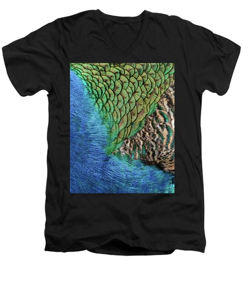 Feathers #1 Men's V-Neck T-Shirt