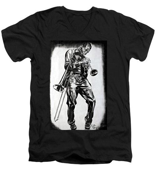 Feel It Men's V-Neck T-Shirt