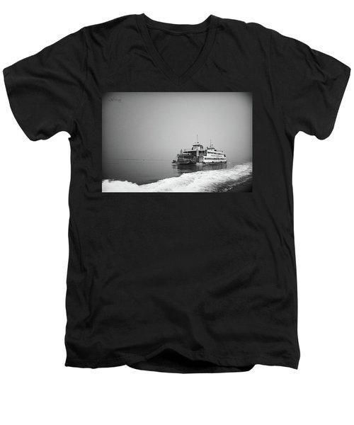 Ferry Men's V-Neck T-Shirt