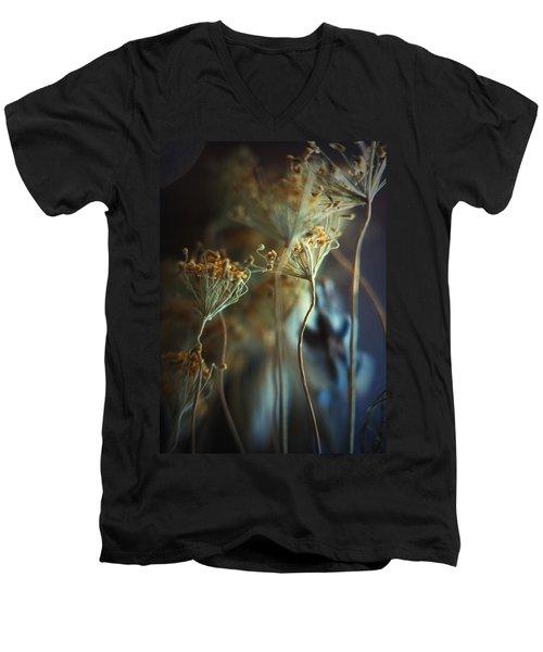 Fingertips... Men's V-Neck T-Shirt