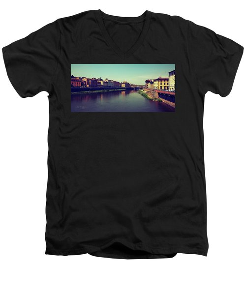 Firenze Men's V-Neck T-Shirt