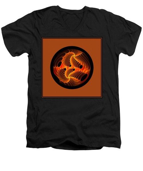 Fires Within Memorial Men's V-Neck T-Shirt