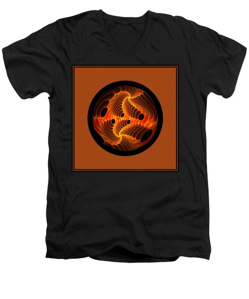 Fires Within Memorial Men's V-Neck T-Shirt