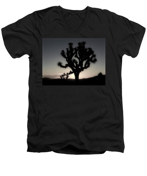 First Light Men's V-Neck T-Shirt