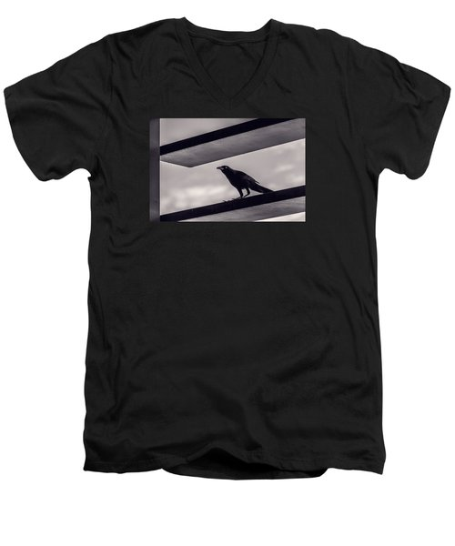 Fixation Men's V-Neck T-Shirt