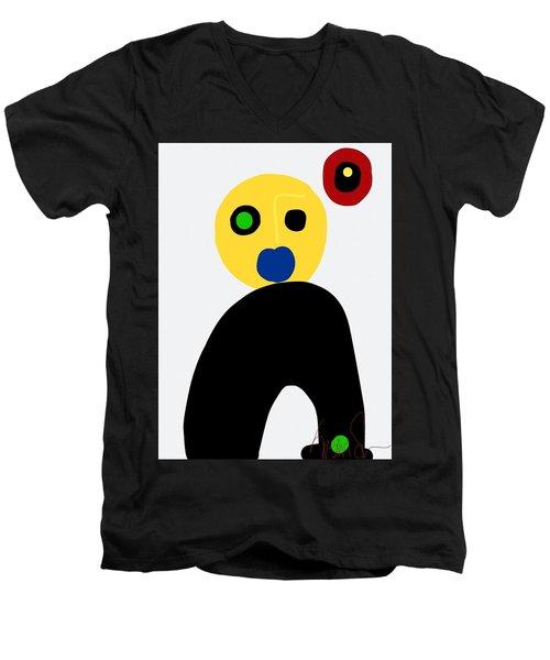 Flabulous Men's V-Neck T-Shirt