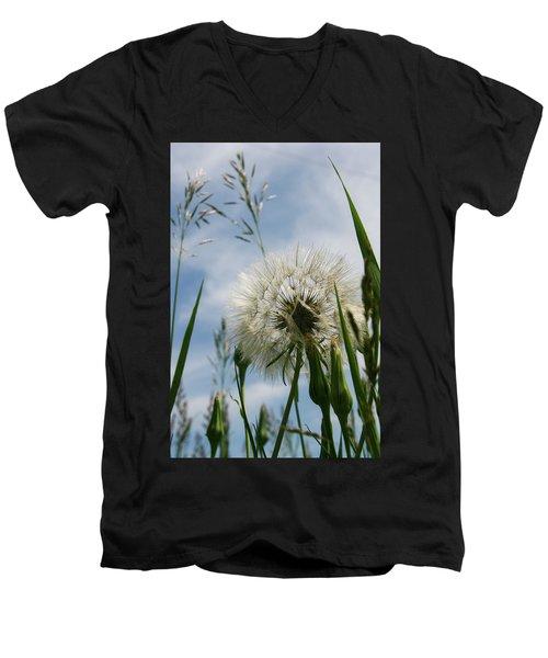 Flp-3 Men's V-Neck T-Shirt