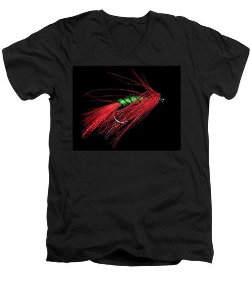 Fly-fishing 5 Men's V-Neck T-Shirt