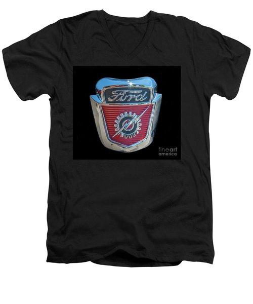 Ford Men's V-Neck T-Shirt