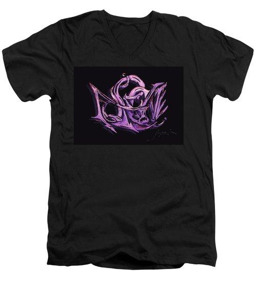 Forgive It's Your Healing Power Men's V-Neck T-Shirt