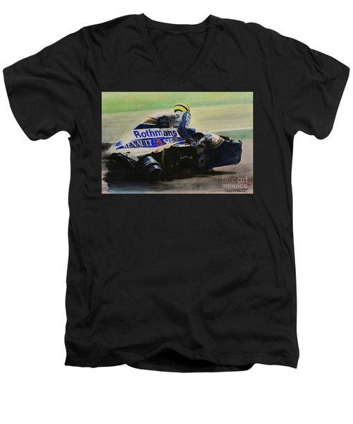 Formula Alone Men's V-Neck T-Shirt