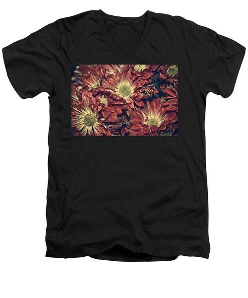 Foulee De Petales - 04b Men's V-Neck T-Shirt