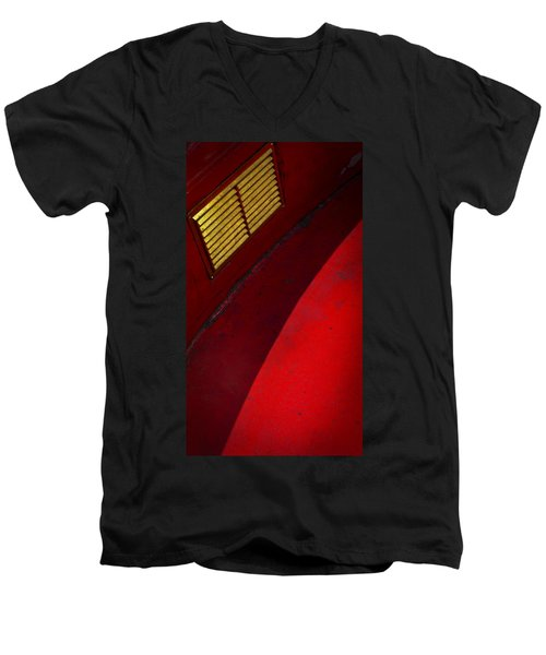 Foxy Men's V-Neck T-Shirt