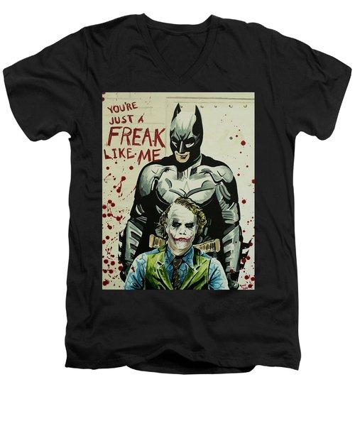 Freak Like Me Men's V-Neck T-Shirt