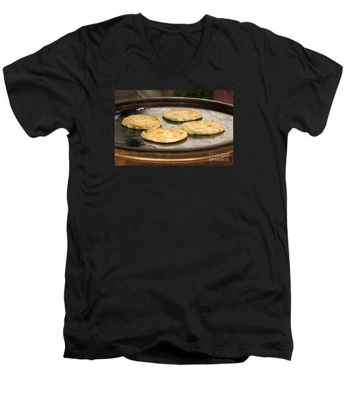 Fried Onion Patties Men's V-Neck T-Shirt