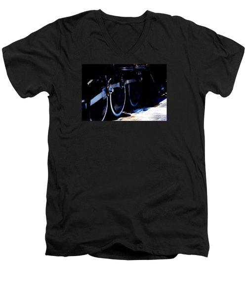 From Ridgway To Durango Men's V-Neck T-Shirt