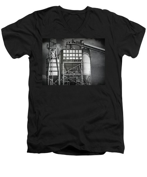 From The Big Toolbox Men's V-Neck T-Shirt