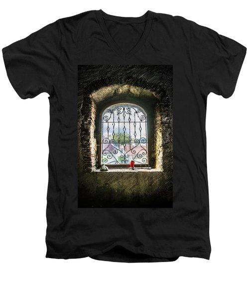From The Inside Men's V-Neck T-Shirt