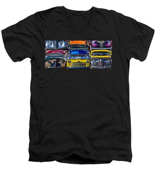 Front Ends Men's V-Neck T-Shirt